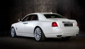 MANSORY Rolls Royce Ghost I Exhaust System